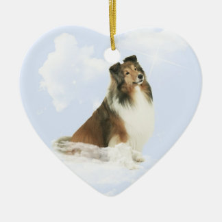 Star of Grace Christmas Ornament