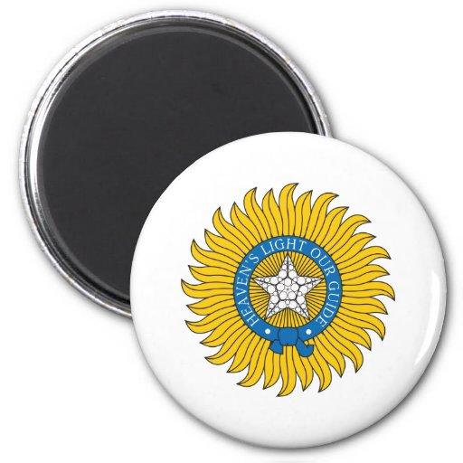 Star of India Fridge Magnet