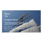 Star Of India Ship Sails Boat Business Card Templates