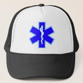 Star of Life (ambulance) Trucker Hat