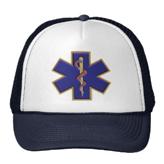 Star Of Life Baseball Cap