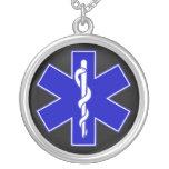 Star of Life / EMT Necklace