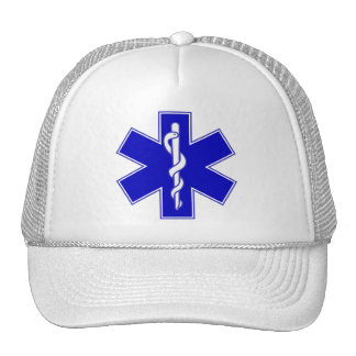 Star of Life Mesh Hat