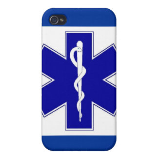 Star of Life - i iPhone 4/4S Covers