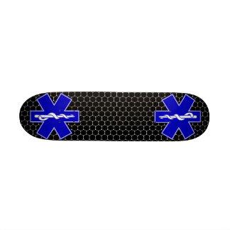 Star of Life Skateboard Deck