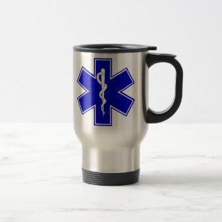 Star of Life Travel Mug