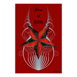 Star of Lilith Poster