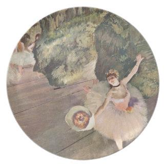 Star of the Ballet, Degas Plates