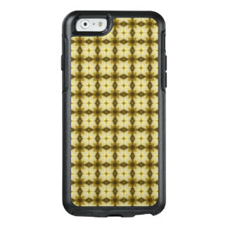 Star of the East Mustard Dutch Rose and Diamonds OtterBox iPhone 6/6s Case