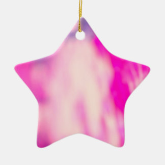Star ornament : Pink edition