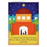 Star over Bethlehem Christmas Nativity