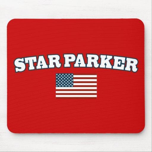 Star Parker for America Mousepad
