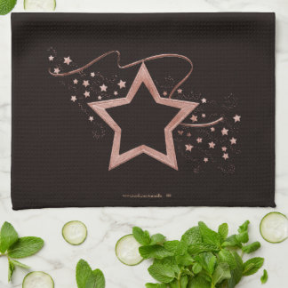 Star Patch (solid) Towel