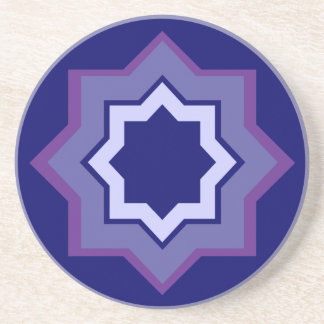 Star Pattern Coaster