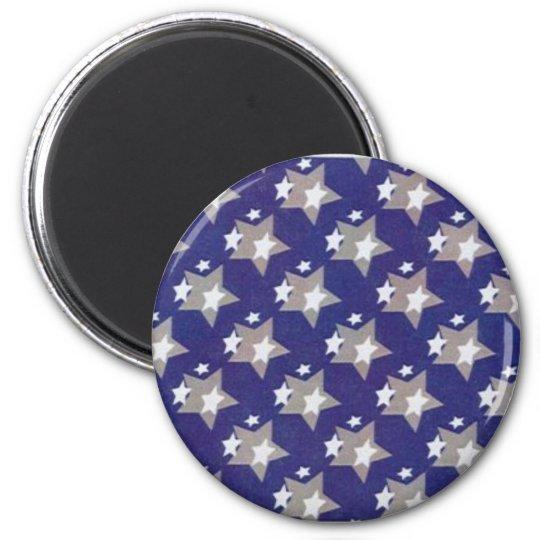 Star Pattern Magnet