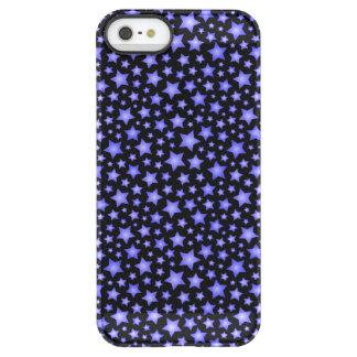Star pattern permafrost® iPhone SE/5/5s case