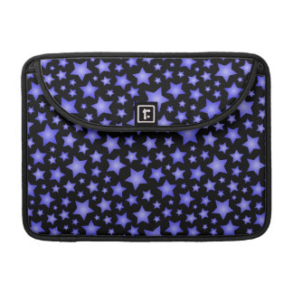 Star pattern sleeve for MacBook pro