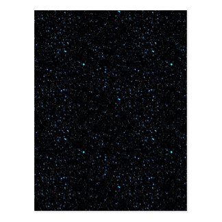 STAR PATTERN: STARRY NIGHT! POSTCARD