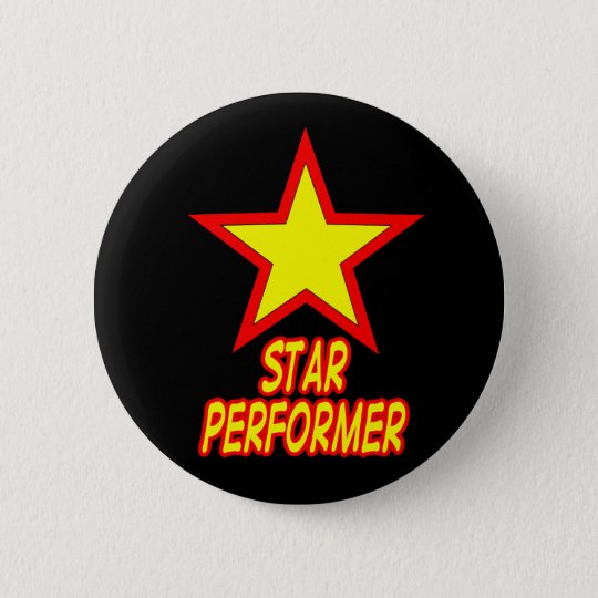 Star Performer Button