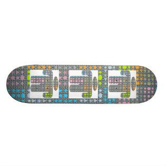 Star Player Boys 21.3 Cm Mini Skateboard Deck