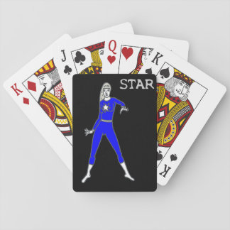 Star Playing Cards