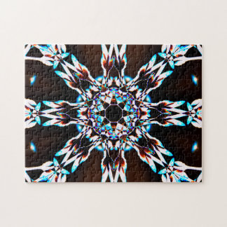 Star Power Core Mandala | Relaxation Puzzles