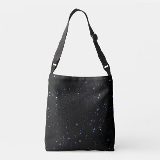 Star Power Deep Space Crossbody Bag