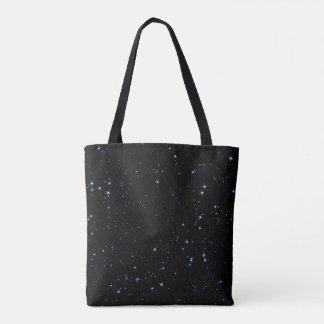 Star Power Deep Space Tote Bag