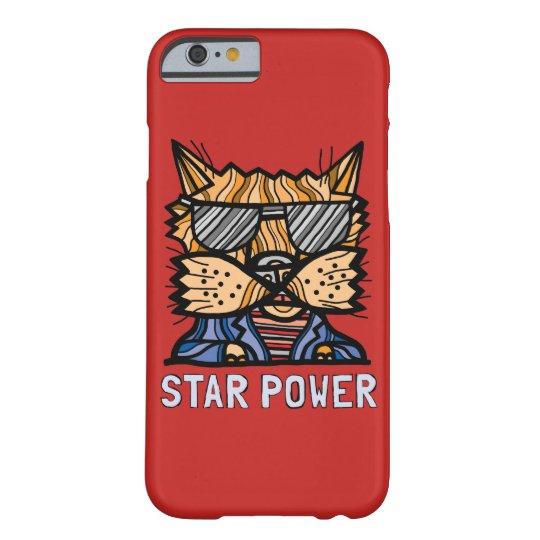 """Star Power"" Glossy Phone Case"