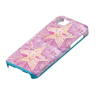 star print case