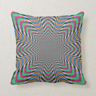 Star Psychedelic Pillows
