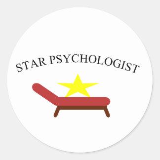 star psychologist stickers