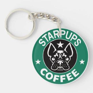 Star Pups Key Chain