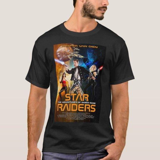 STAR RAIDERS poster art 01 T-Shirt