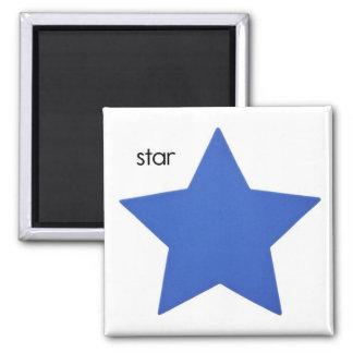Star Refrigerator Magnet