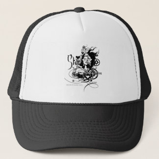 Star Sapphire Graphic 7 Trucker Hat
