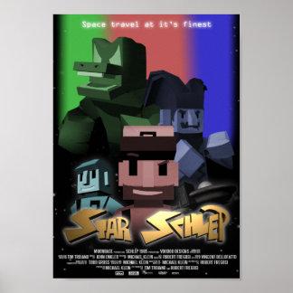 Star Schlep Pilot Poster