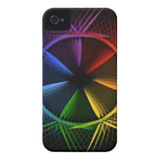 Star shaped design element Case-Mate iPhone 4 case