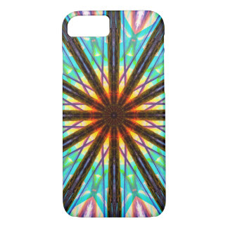 Star-Shaped Mandala iPhone 8/7 Case
