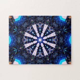 Star Shapes Mandala Puzzles