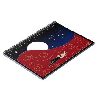 STAR sign collection: Taurus Notebooks