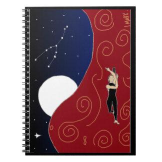 STAR sign collection: Taurus Spiral Notebook