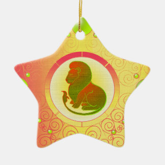 Star Sign Ornament Leo