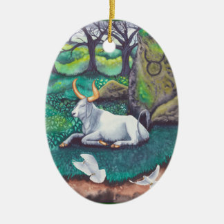 Star Sign Ornament Taurus