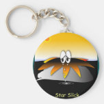 Star Slick Key Chains