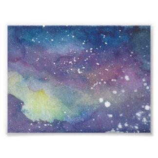 Star Space Photo Print