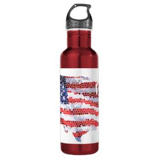 Star Spangled 710 Ml Water Bottle