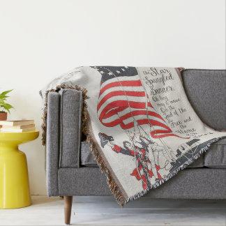 Star Spangled Banner America Flag