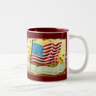Star Spangled Banner American Flag Coffee Mug