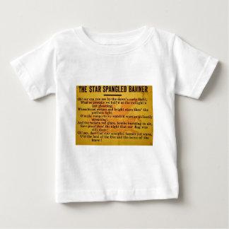 Star Spangled Banner Magic Lantern Slide T Shirts